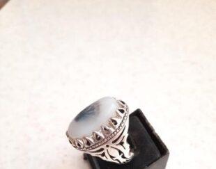 انگشتر شجر دستساز