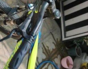 دوچرخه ژیتان ، فقط سه هفته هست خریدم ، در حد نو