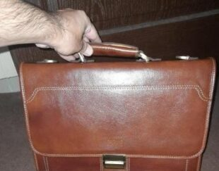 کیف اداری تمام چرم گاوی