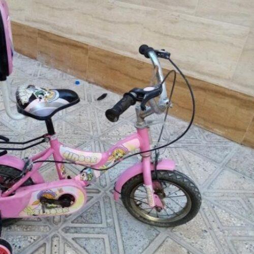 دوچرخه 12 سالم