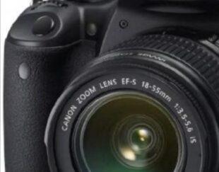 دوربین عکاسی canon kiss4
