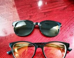 عینک طبی کاور دار