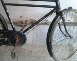 دوچرخه قدیمی خوبو