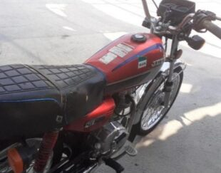 موتور 125 جترو مدل 89