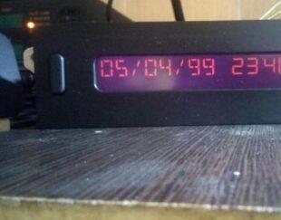 ساعت پژو 206 و 207