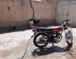 موتورسیکلت 125 رهرو 94