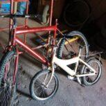 دوچرخه سالم و تمیز