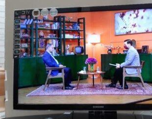 تلویزیون 40 اینج ال ای دی سامسونگ