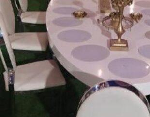 میز و صندلی تشریفات مجالس