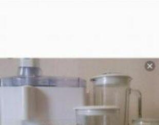 آبمیوه گیر 4کاره نو بسیار با کیفیت