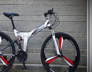 دوچرخه تاشو اسپرت تنه بلند